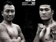 """Thể thao - Boxing: Cao thủ Việt Nam """"chiến"""" võ sĩ Muay Thái"""