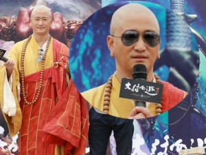 Phim - Sao hành động Ngô Kinh bất ngờ cạo đầu đóng Đường Tăng