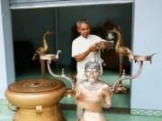 Du lịch - Một ngày thú vị ở làng nghề đúc đồng nổi tiếng xứ Thanh