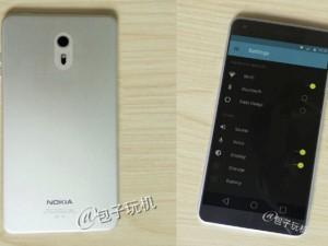 Dế sắp ra lò - Nokia C1 chạy Android lộ ảnh thực tế