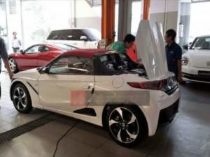 Tư vấn - Xe thể thao mini Honda S660 đã tới Đông Nam Á