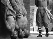 Võ thuật - Quyền Anh - Cách luyện võ độc nhất vô nhị ở chùa Thiếu Lâm