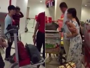 8X + 9X - Dân mạng bức xúc với cô gái lớn tiếng quát nạt tại sân bay