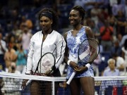 Thể thao - Serena – Venus: Nước mắt hai chị em (Tứ kết US Open)