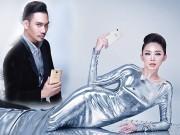 Thời trang - Tóc Tiên quyến rũ mê hoặc với thiết kế của Lý Quý Khánh