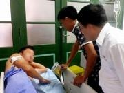 Tin tức Việt Nam - Khởi tố vụ nhà báo Đài PT-TH Thái Nguyên bị chém