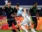 Bóng đá - Argentina - Mexico: Người hùng Messi
