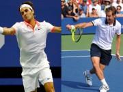Tennis - Federer - Gasquet: Bước chân thần tốc (TK US Open)