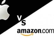 Tài chính - Bất động sản - Apple tuột ngôi vương cổ phiếu vào tay Amazon