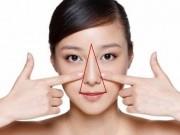 """Sức khỏe đời sống - Vùng """"tam giác chết"""" tuyệt đối không nặn mụn trên khuôn mặt"""
