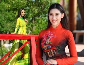 8X + 9X - Nhan sắc nữ sinh đăng quang Hoa hậu người Việt thế giới 2015