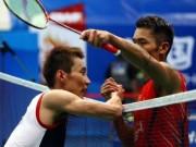 Thể thao - Đại chiến cầu lông: Lin Dan hạ Lee Chong Wei