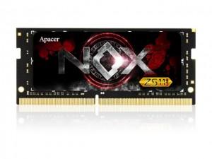 Sản phẩm mới - Apacer giới thiệu RAM 16GB xung nhịp 3.000MHz dành cho game thủ