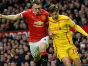 Bóng đá Ngoại hạng Anh - Trước vòng 5 Premier League: So găng MU-Liverpool