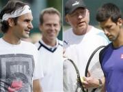 Clip Đặc Sắc - HLV Djokovic mỉa mai tuyệt kỹ mới của Federer