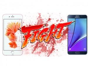 """Tin tức công nghệ - 6 lý do khiến Apple iPhone 6s Plus """"chào thua"""" Galaxy Note5"""