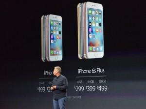 """Thời trang Hi-tech - iPhone 6S và 6S Plus trình làng: Camera """"xịn"""" hơn, giá không đổi"""