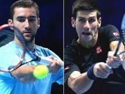 Tennis - Chi tiết Djokovic – Cilic: Hơn cả tốc hành (KT)