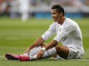 """Bóng đá Tây Ban Nha - Espanyol – Real: """"Giải khát"""" thôi, Ronaldo!"""