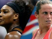 Tennis - Serena - Vinci: Chiến thắng lịch sử (BK US Open)