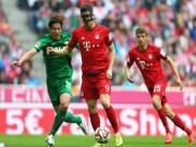 """Sự kiện - Bình luận - Bayern – Augsburg: """"Hùm xám"""" đòi nợ"""