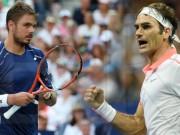 Tennis - Chi tiết Federer - Wawrinka: Thắng lợi thuyết phục (KT)