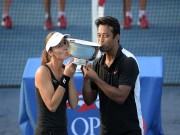Thể thao - US Open ngày 12: Hingis đoạt danh hiệu đầu tiên của giải
