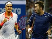 Thể thao - Federer - Wawrinka: Thiết lập trật tự (BK US Open)