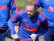 """Bóng đá - Trước đại chiến, MU """"méo mặt"""" vì Rooney"""