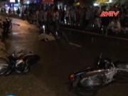 Camera hành trình - Gây tai nạn chết người, lái xe bồn rồ ga bỏ trốn