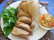 Ẩm thực - Cách pha nước chấm gà, ngan, vịt ngon tuyệt đỉnh