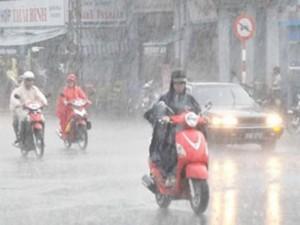 Tin tức Việt Nam - Gió mùa đông bắc tràn về, nhiều nơi mưa to