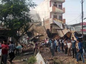 Tin tức trong ngày - Nổ lớn tại nhà hàng ở Ấn Độ, ít nhất 44 người chết