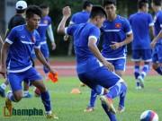 """Bóng đá Việt Nam - Việt Nam khó có """"cửa"""" tiến sâu tại VCK U23 châu Á"""
