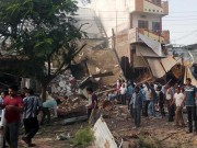 Phát minh y học - Nổ lớn tại nhà hàng ở Ấn Độ, ít nhất 44 người chết