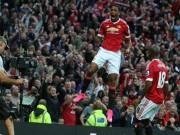"""Bóng đá Ngoại hạng Anh - Chi tiết MU - Liverpool: Xứng danh """"derby Đỏ"""""""