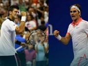 Thể thao - Federer & Djokovic tung hô nhau trước CK US Open
