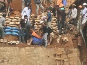 Tin tức trong ngày - Lào Cai: Sạt lở đất, 2 người thương vong