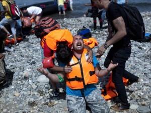 Thế giới - Infographic: Người Syria tới đâu để trốn chiến tranh?