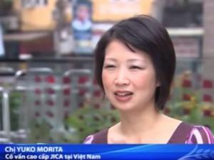 Bạn trẻ - Cuộc sống - Gặp nữ tình nguyện Nhật 10 năm gắn bó với Việt Nam