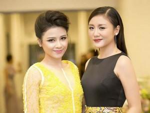 Dương Hoàng Yến, Văn Mai Hương ngày càng xinh đẹp