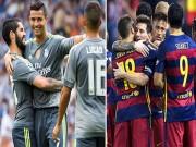 """Bóng đá Tây Ban Nha - Ronaldo & Messi """"thông nòng"""": Mỗi người một vẻ"""
