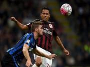 Video bàn thắng - Inter - AC Milan: Thắng lợi tối thiểu