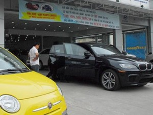 Xuất nhập khẩu - Xa dần giấc mơ mua ô tô giá rẻ