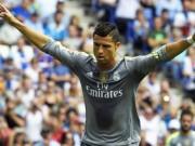 """Bóng đá Tây Ban Nha - Ronaldo: Một """"Poacher"""" đánh hơi bàn thắng hoàn hảo"""