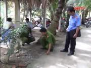 Video An ninh - Đang ngồi uống cà phê, đột nhiên bị truy sát