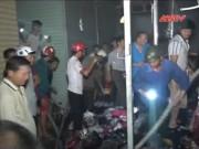 Video An ninh - Quảng Bình: Cháy chợ trong đêm, tiểu thương khóc ròng