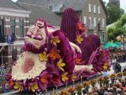Du lịch - Mãn nhãn với lễ hội hoa tưởng nhớ Van Gogh tại Hà Lan