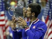 Thể thao - Djokovic vô địch US Open: Đã hay còn gặp may