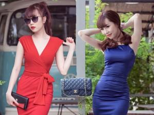 Bạn trẻ - Cuộc sống - Hot girl Nu Phạm trở lại với hình ảnh gợi cảm